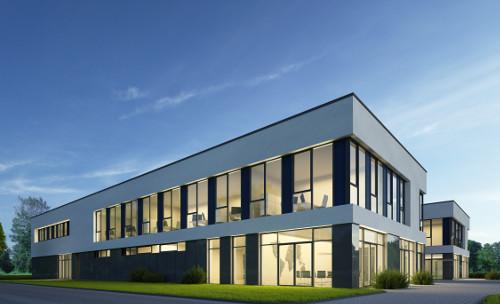 Fassadenarbeiten durch die Firma Kellermann, Aunkirchen